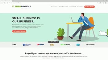 SurePayroll TV Spot, 'Award-Winning Customer Service: Two-Month Free Trial' - Thumbnail 8