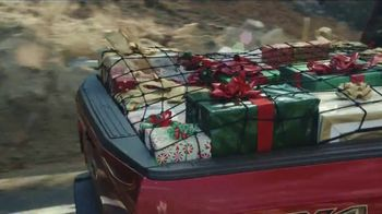 Ford Built for the Holidays Sales Event TV Spot, 'Bring the Tree' [T2] - 814 commercial airings