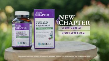 New Chapter Organics TV Spot, 'What Goes In' - Thumbnail 10