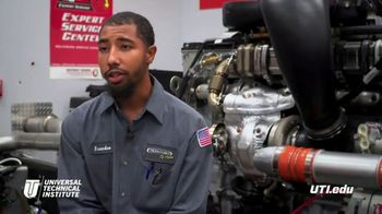 Universal Technical Institute (UTI) TV Spot, 'Truck Driver'
