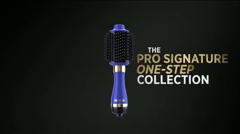 Hot Tools Pro Signature One-Step Collection TV Spot, 'Re-Imagine' - Thumbnail 8