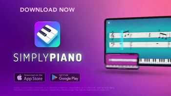 Simply Piano TV Spot, 'Start Playing'