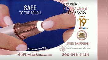 Flawless Brows Precision Hair Remover TV Spot, 'New and Improved' - Thumbnail 10