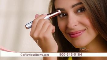 Flawless Brows Precision Hair Remover TV Spot, 'New and Improved'