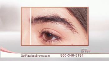 Flawless Brows Precision Hair Remover TV Spot, 'New and Improved' - Thumbnail 5