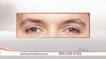 Flawless Brows Precision Hair Remover TV Spot, 'New and Improved' - Thumbnail 6