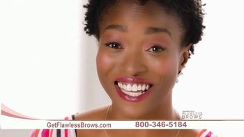 Flawless Brows Precision Hair Remover TV Spot, 'New and Improved' - Thumbnail 9