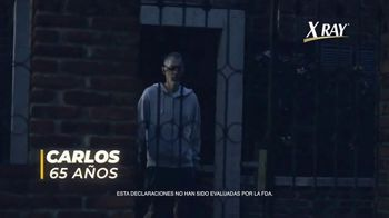 X Ray Ultra Joint Care TV Spot, 'Carlos' [Spanish] - Thumbnail 1