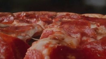 Papa John\'s Epic Stuffed Crust Pizza TV Spot, \'Wait Up\'