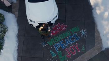 Lexus December to Remember Sales Event TV Spot, 'Driveway Moments: Peace and Joy' [T1] - 8 commercial airings