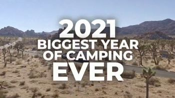 Camping World TV Spot, \'The Biggest Year of Camping\'