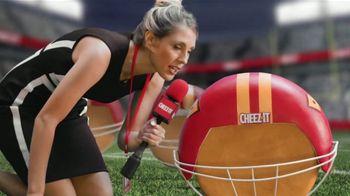 Cheez-It TV Spot, 'College Football: MVP'