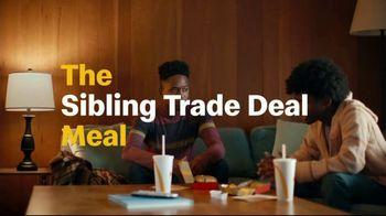 McDonald's 2 for $6 TV Spot, 'The Sibling Trade Deal' - Thumbnail 6