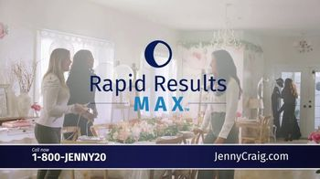 Jenny Craig Rapid Results Max TV Spot, 'Julia' - Thumbnail 5