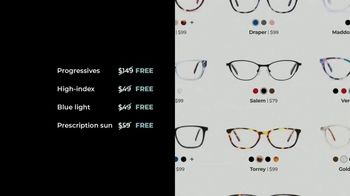 Liingo Eyewear TV Spot, 'Want New Glasses: All Lenses Are Free' - Thumbnail 4