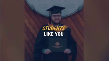 Southern New Hampshire University TV Spot, 'Accessible Education Gives Students Greater Possibilities' Song by Tony Anderson - Thumbnail 1