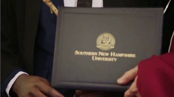 Southern New Hampshire University TV Spot, 'Accessible Education Gives Students Greater Possibilities' Song by Tony Anderson - Thumbnail 6