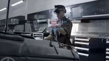 Mercedes-Benz TV Spot, 'Service at the Ready' [T1] - 708 commercial airings