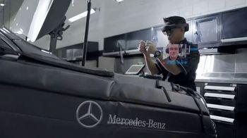 Mercedes-Benz TV Spot, 'Service at the Ready' [T1] - Thumbnail 3