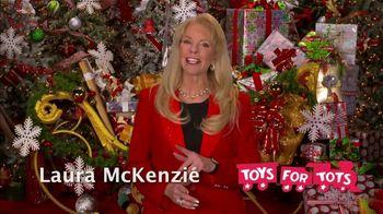 Marine Toys for Tots TV Spot, 'Make a Donation' Feat. Dean Cain, Laura McKenzie, Elizabeth Stanton