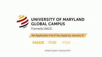 University of Maryland Global Campus TV Spot, 'Favorite Things: No Application Fee' - Thumbnail 8