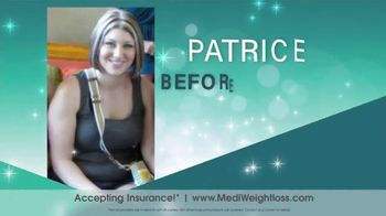 Medi-Weightloss TV Spot, 'Happy, Healthy, New You: Patrice' - Thumbnail 4