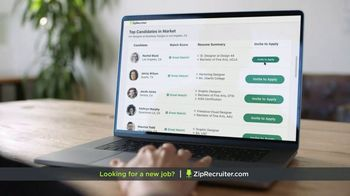 ZipRecruiter TV Spot, 'Looking for a New Job?' - Thumbnail 3