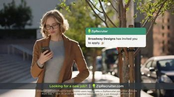 ZipRecruiter TV Spot, 'Looking for a New Job?' - Thumbnail 4