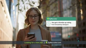 ZipRecruiter TV Spot, 'Looking for a New Job?' - Thumbnail 8