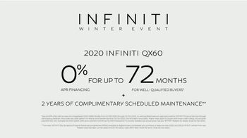 Infiniti Winter Event TV Spot, 'Infiniti Now: Test Drive' Song by Lewis Del Mar [T2] - Thumbnail 9