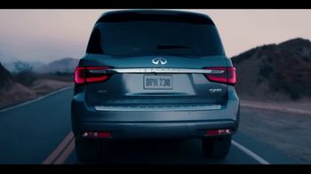 Infiniti Winter Event TV Spot, 'Infiniti Now: Test Drive' Song by Lewis Del Mar [T2] - Thumbnail 6