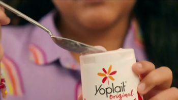 Yoplait TV Spot, 'Yoplaitime: movimiento' [Spanish]