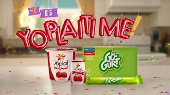 Yoplait TV Spot, 'Yoplaitime: movimiento' [Spanish] - Thumbnail 5