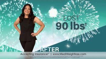 Medi-Weightloss TV Spot, 'Happy, Healthy, New You' - Thumbnail 3