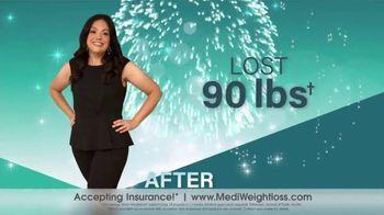 Medi-Weightloss TV Spot, 'Happy, Healthy, New You' - Thumbnail 4