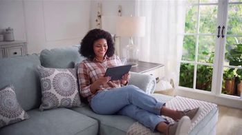 Bob's Discount Furniture TV Spot, 'Only Place on the Web: Living, Dining and Bedrooms'