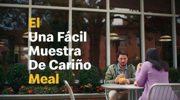 McDonald's 2 for $6 TV Spot, 'Una fácil muestra de cariño' [Spanish] - 54 commercial airings