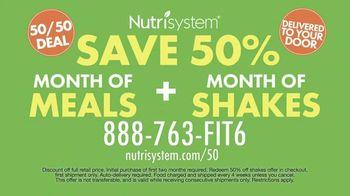 Nutrisystem 50/50 Deal: TV Spot, 'Favorite Foods Made Healthier: 50% Off' Featuring Marie Osmond - Thumbnail 10