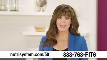 Nutrisystem 50/50 Deal: TV Spot, 'Favorite Foods Made Healthier: 50% Off' Featuring Marie Osmond - Thumbnail 9