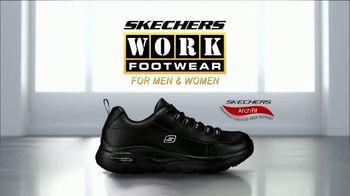 SKECHERS Work Footwear TV Spot, 'Certificado por podólogos' [Spanish] - Thumbnail 9