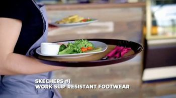 SKECHERS Work Footwear TV Spot, 'Certificado por podólogos' [Spanish] - Thumbnail 2