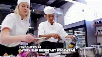 SKECHERS Work Footwear TV Spot, 'Certificado por podólogos' [Spanish] - Thumbnail 3