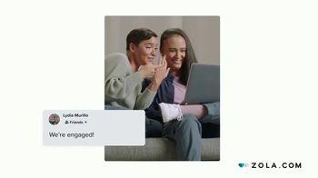 Zola TV Spot, 'Engagement Announcement' - Thumbnail 2