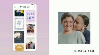 Zola TV Spot, 'Engagement Announcement' - Thumbnail 4