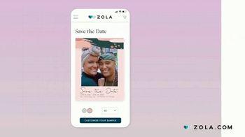 Zola TV Spot, 'Engagement Announcement' - Thumbnail 5