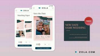 Zola TV Spot, 'Engagement Announcement' - Thumbnail 7