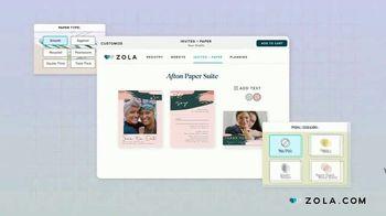 Zola TV Spot, 'Engagement Announcement' - Thumbnail 8