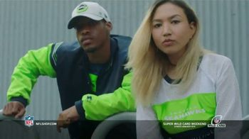 NFL Shop Super Wild Card Weekend TV Spot, 'Make the Colors Hit' Song by KYLE, K CAMP, Rich the Kid - Thumbnail 5