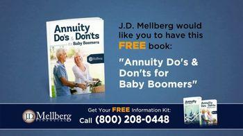 J.D. Mellberg TV Spot, 'No Way to Ignore It' - Thumbnail 4