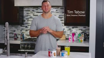 KetoLogic TV Spot, 'New Year's Resolution: 25% Off Any Purchase' Featuring Tim Tebow